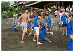 Strandspelletjes jaar 2010