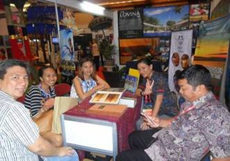 Nusa Dua Travel Fair