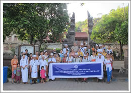 Blambangan Temple Java