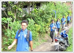 Trekking Rangdu-Mayong