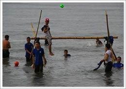Strandspelletjes jaar 2011