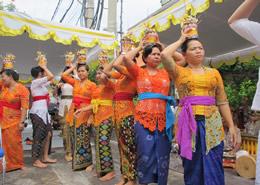 Volle Maan Ceremonie 2015