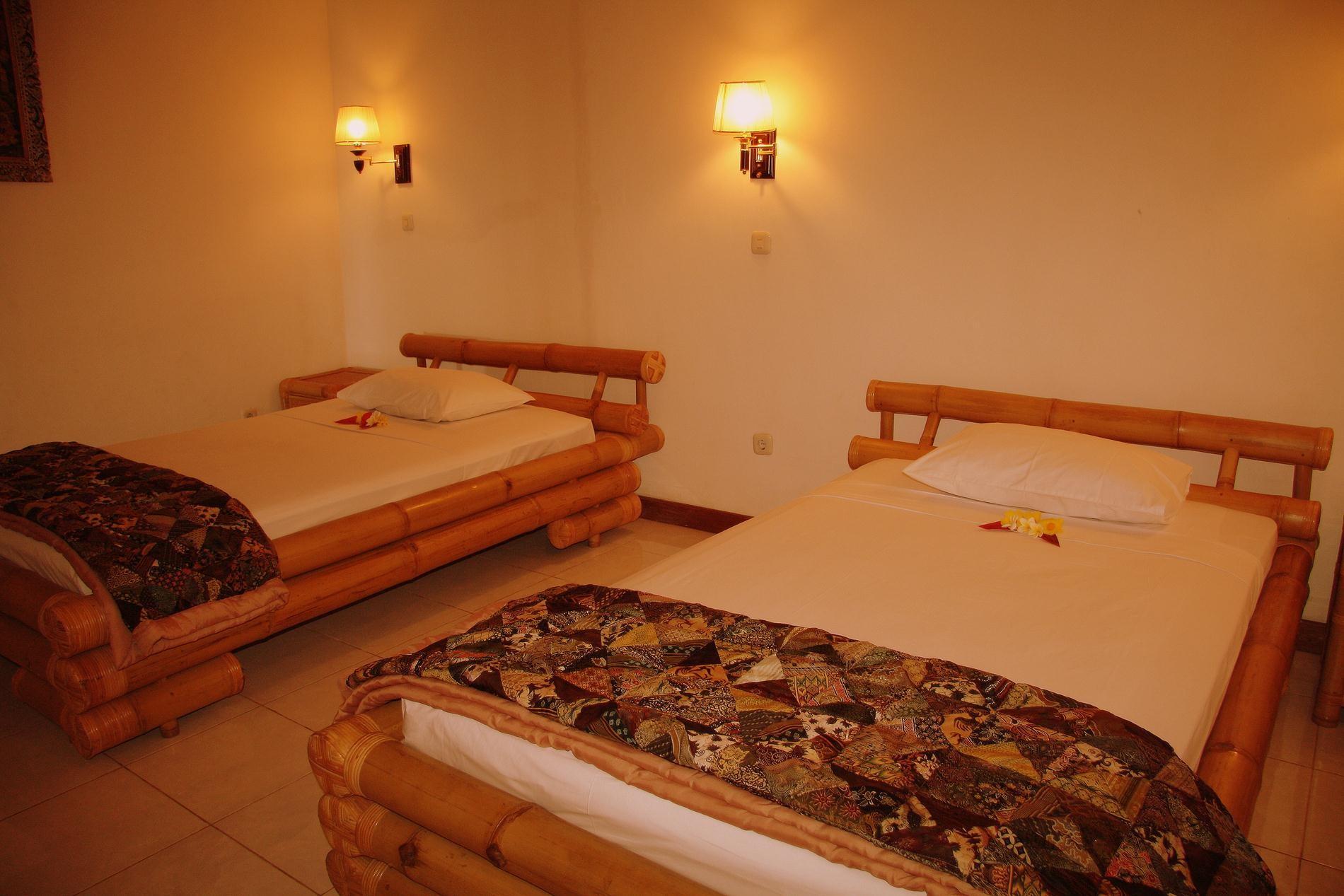 Raja Suite Twin bedroom
