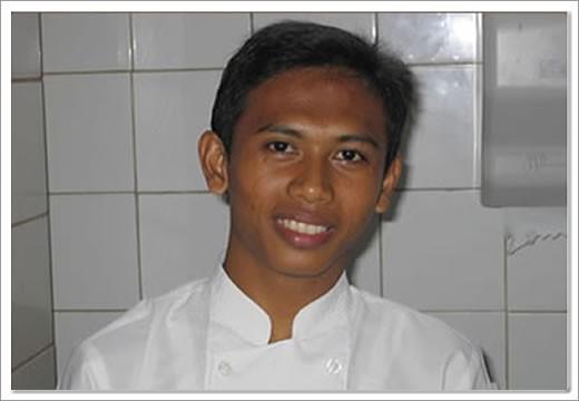 Asih - Cook