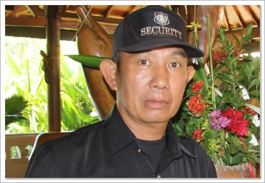 Wayan Suadnyana - Security