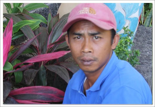 Gede Budi - Gardener