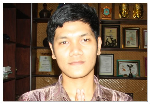 Teguh - Front Office