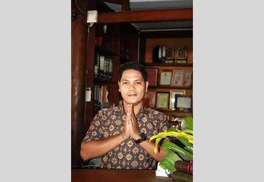 5a -Made Teguh Front Office Supervisor