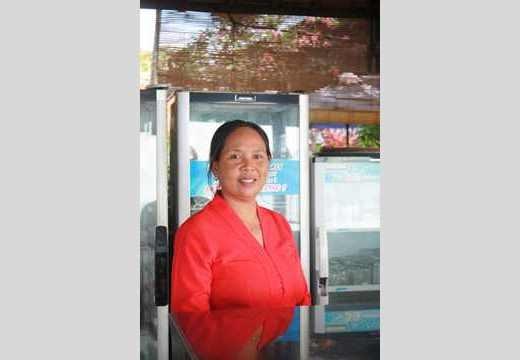 9a - Dewi Antrini Restaurant Supervisor